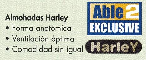 Almohada De Inclinación De Colchón HARLEY. Incluye funda. Producto muy versátil.