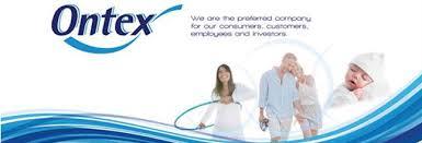 logotipo ontex id expert