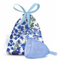 copa menstrual ladycup azul
