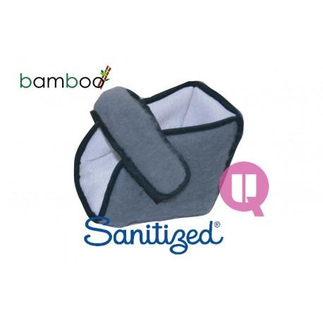 Patuco Sanitized SUAPEL BAMBU Verano. UNIDAD. Varios Colores.