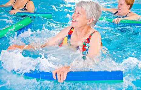 Artrosis y Personas Mayores, causa más habitual de discapacidad en los mayores