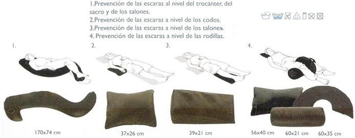 modelos almohadas microbolas