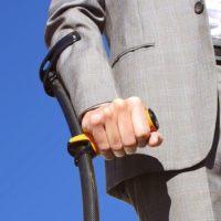 Muletas Ortopédicas Carbono. Más ligera del mundo