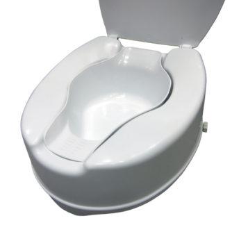 Bidet Adaptable a las Alzas de WC