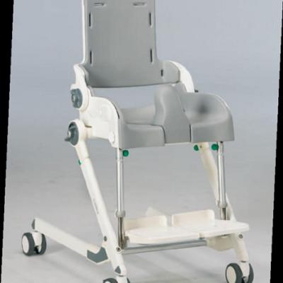 silla basculante