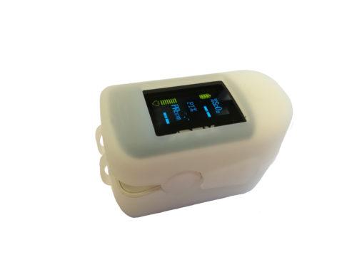 pulsioximetro de dedo bippex de apex