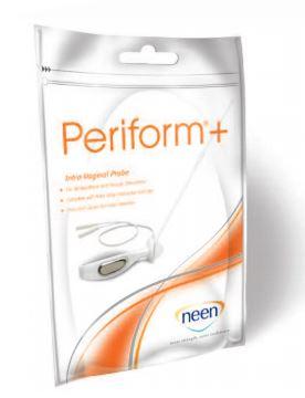 Embalaje del producto sonda vaginal periform
