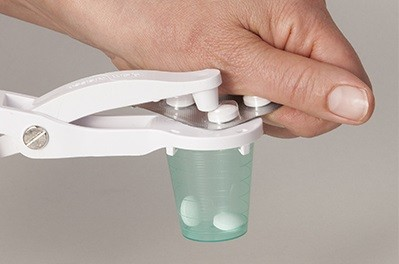 extractor de pastillas