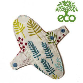 alva Slip De Tela Reutilizable. Lavable más ECO. Confeccionada con algodón ecológico.