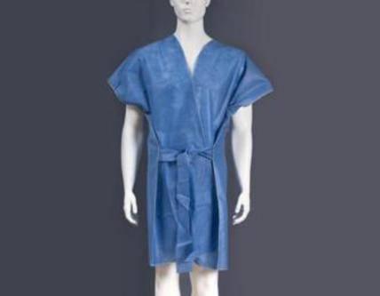 kimonos desechables
