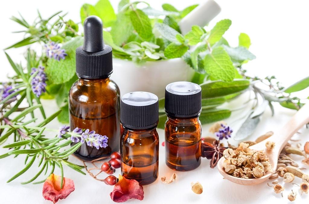 productos de belleza para la piel o cabello natural