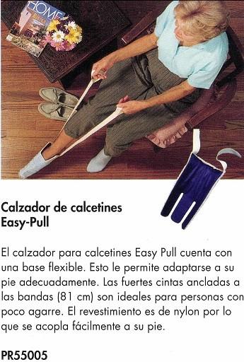 Calzador De Calcetines Easy-Pull