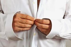 Manos de un médico