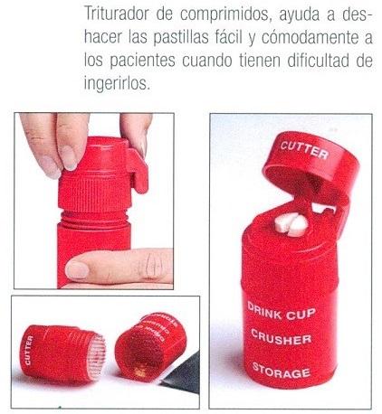 píldora cortador
