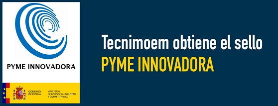 Sello Innovadora Technimoem