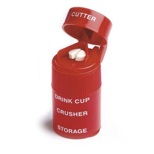 triturador comprimidos cut and crush
