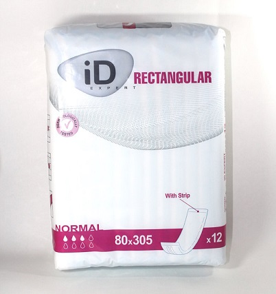 ID Expert/ /Pa/ñales desechables para normal Compresas de incontinencia