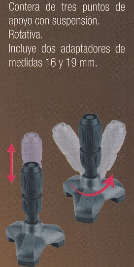 accesorios muletas
