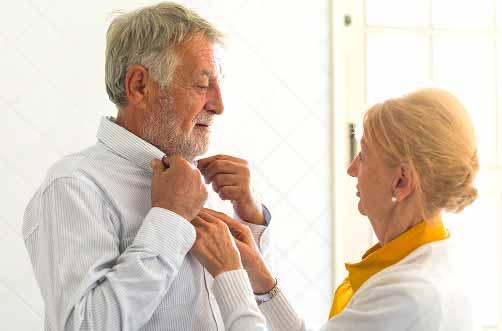 PARKINSON; Cómo Afrontar el Parkinson en la Vida Diaria - Vestirse