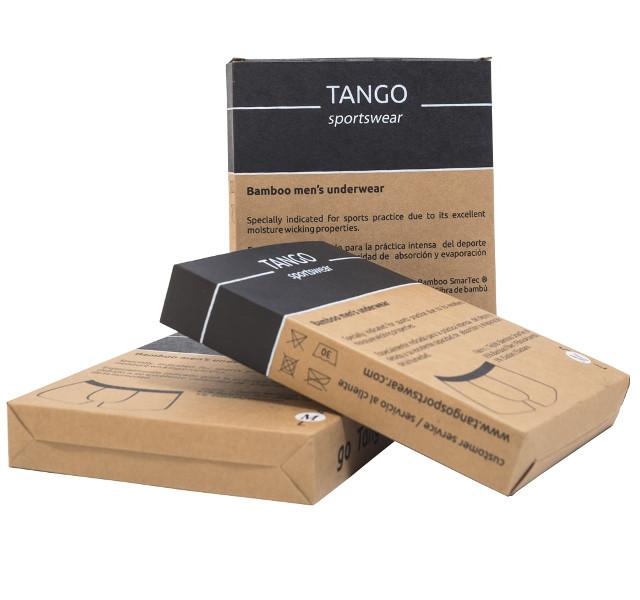 Embalaje Calzoncillos Boxer De Bambú. BambooSmarTec Ropa