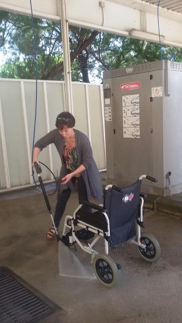 Cómo Lavar una Silla de Ruedas