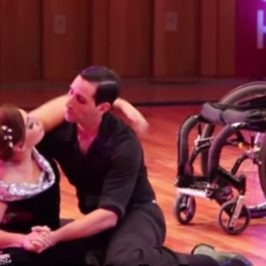 Mundial de Tango Gabriela Torres en Silla de Ruedas Rompió Barreras en el Mundial de Tango de Buenos Aires