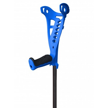 Muletas ACCESS Comfort FDI Crutches. UNIDAD o PAR. Diseño singular.