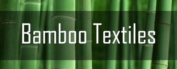 Productos Textiles de Bambú en ASISTER, Nuestros Productos Fabricados de Fibra Vegetal BAMBÚ