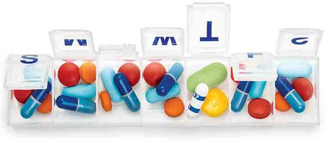 MEDICAMENTOS Cómo Organizar