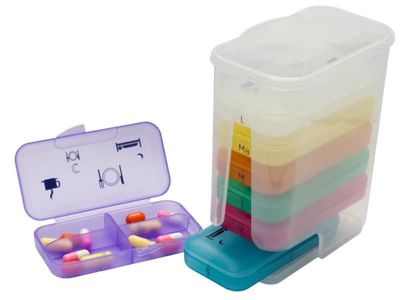 MEDICAMENTOS Cómo Organizar Tus Medicamentos