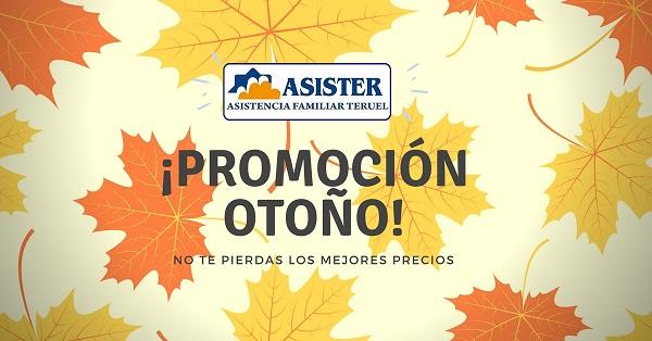 promoción de otoño