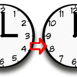Consejos para Adaptarse al Cambio de Hora. ¿Cómo afecta el cambio de hora a los ancianos y a los niños?