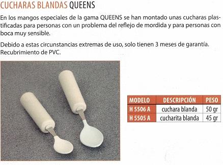 Cucharas Blandas