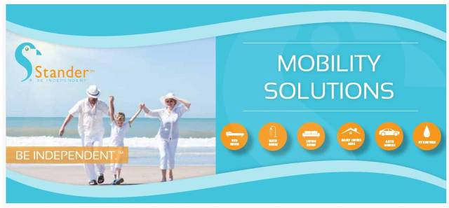 Stander Mobility Solutions Asister