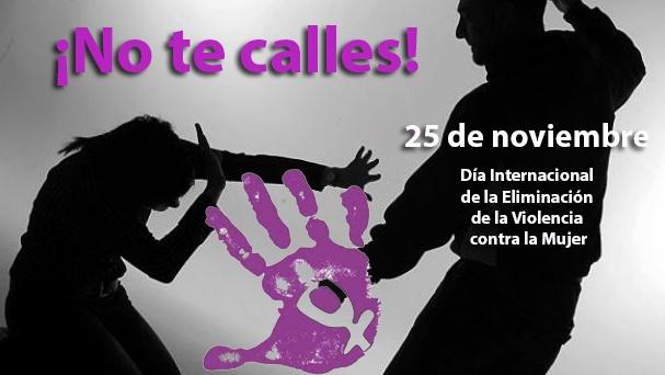 25 noviembre dia internacional de la eliminación de la violenica contra la mujer
