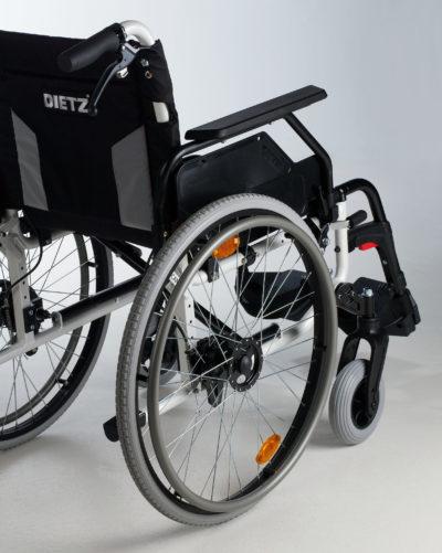 silla de ruedas dietz