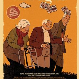 Arrugas Largometraje de Animación. ALZHEIMER. Dos Ancianos Recluidos en un Geriátrico    *VIDEO*