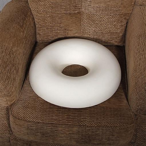 cojín circular