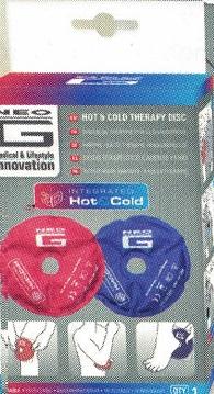Embalaje packs frío y calor