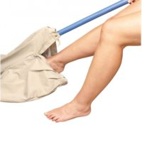 ayuda para vestir y calzar