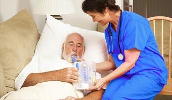 Terapias Respiratorios Domicilarias