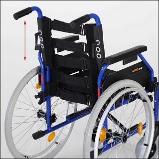 Movilidad Con GADES GAP. Ligera de aluminio.