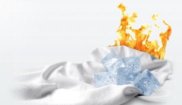 almohada viscoelástica artic