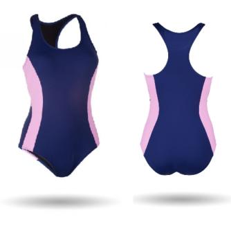 BAÑADOR BUTTERFLY PISCINA Gran agarre posterior gracias al diseño ergonómico de la espalda, en forma de Y, que refuerza la sujeción y cobertura de la musculatura posterior. Diseño con efecto reductor.