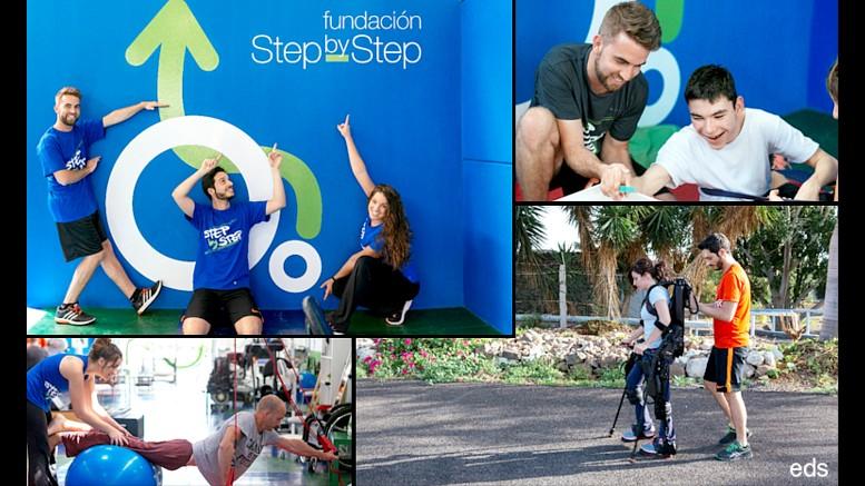 fundación step by step