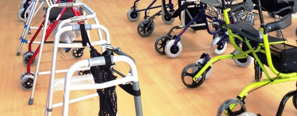 andador para movilidad