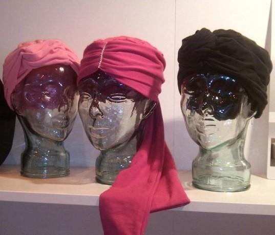 pañuelos y turbantes