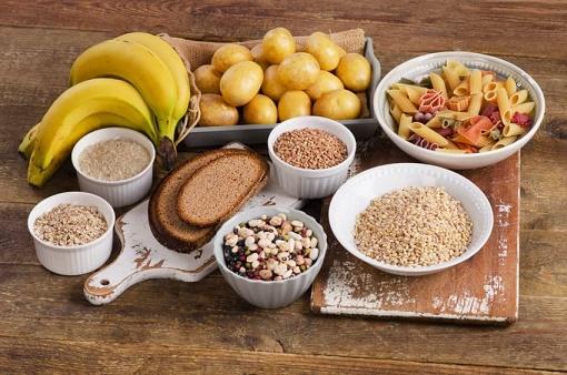 carbohidratos y lípidos contra el frio