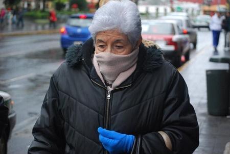 Frío Adultos Mayores