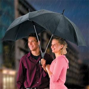 historia del paraguas. Así disfruta de lluvia cualquiera